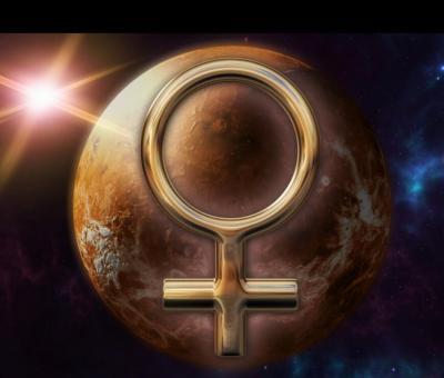 Melyik jegyben áll a Vénusz?