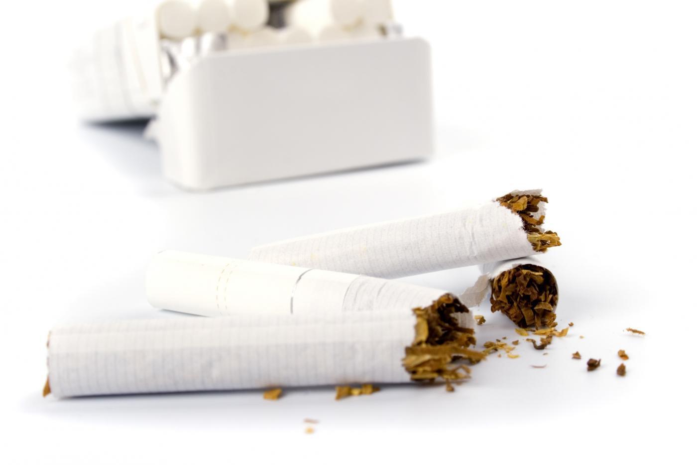 ha egy férfi leszokna a dohányzásról