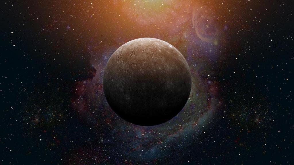 A Merkúr hátráló mozgásban látszik március 29-ig
