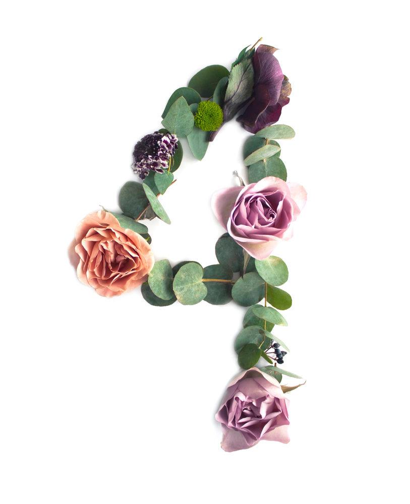 A 4-es születésnap szám és a párkapcsolat