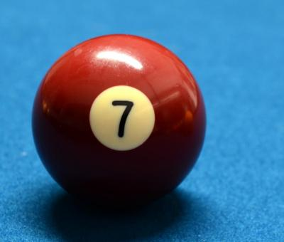 A 7-es sorsmisszió szám általában céltudatos személyiséget jelez