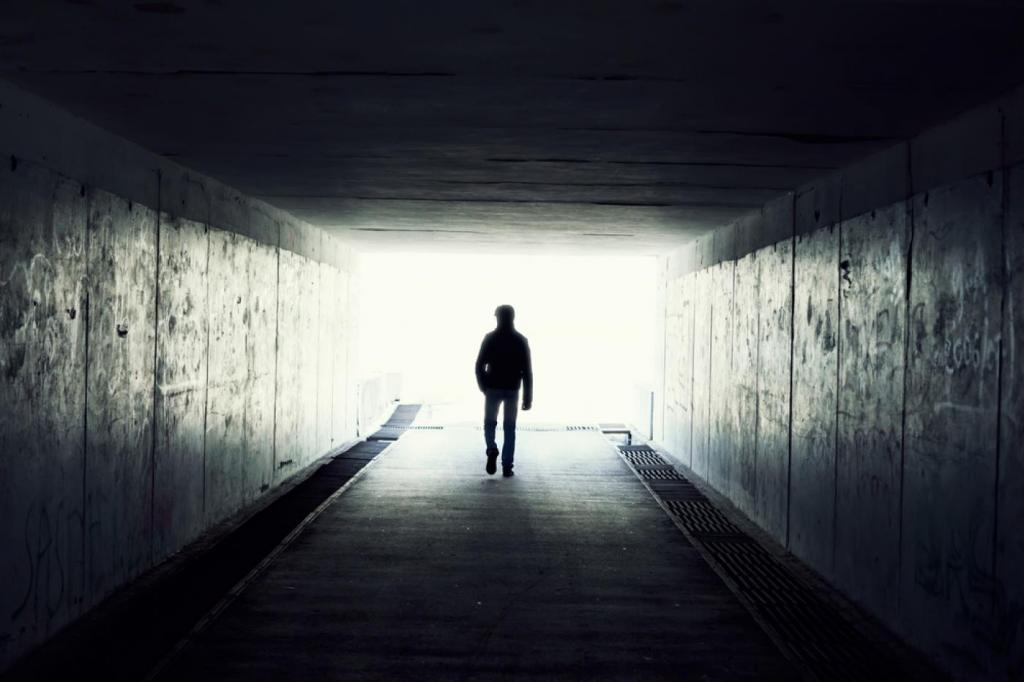 A halálközeli élmények egyik sajátossága, hogy olyan, mintha mindenki ugyanott járna