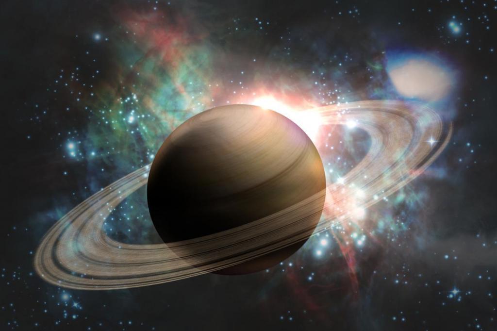 A Szaturnusz hátráló mozgásba kezd