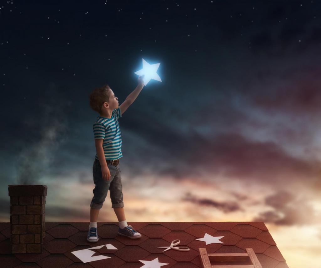 A gyerekekben a természetfeletti képességek még intenzívebben nyilvánulnak meg