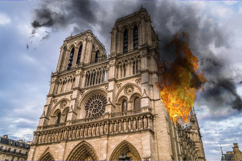 A Notre-Dame a számmisztika szerint