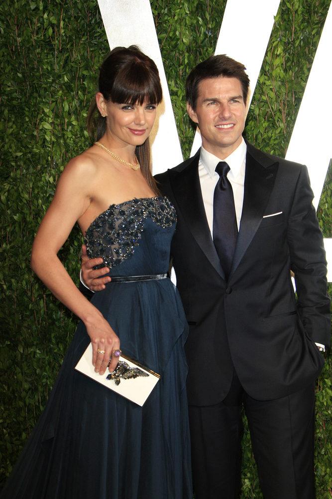Tom Cruise és Katie Holmes házassága is válással végződött