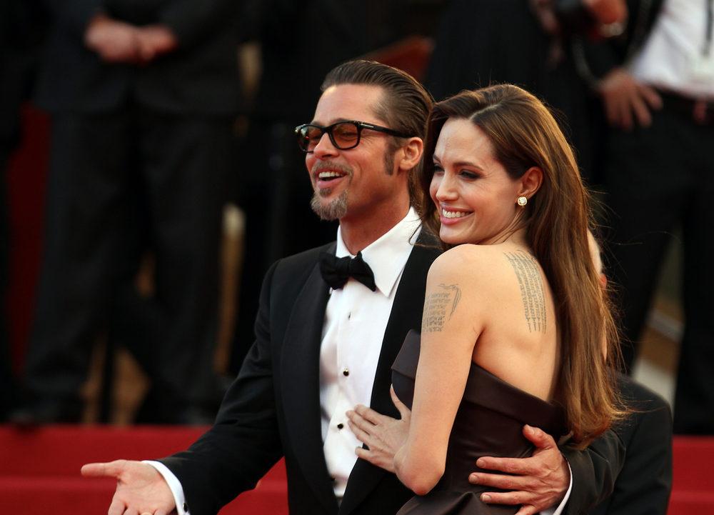 Brad Pitt-tel való házassága 2016-ban ment tönkre