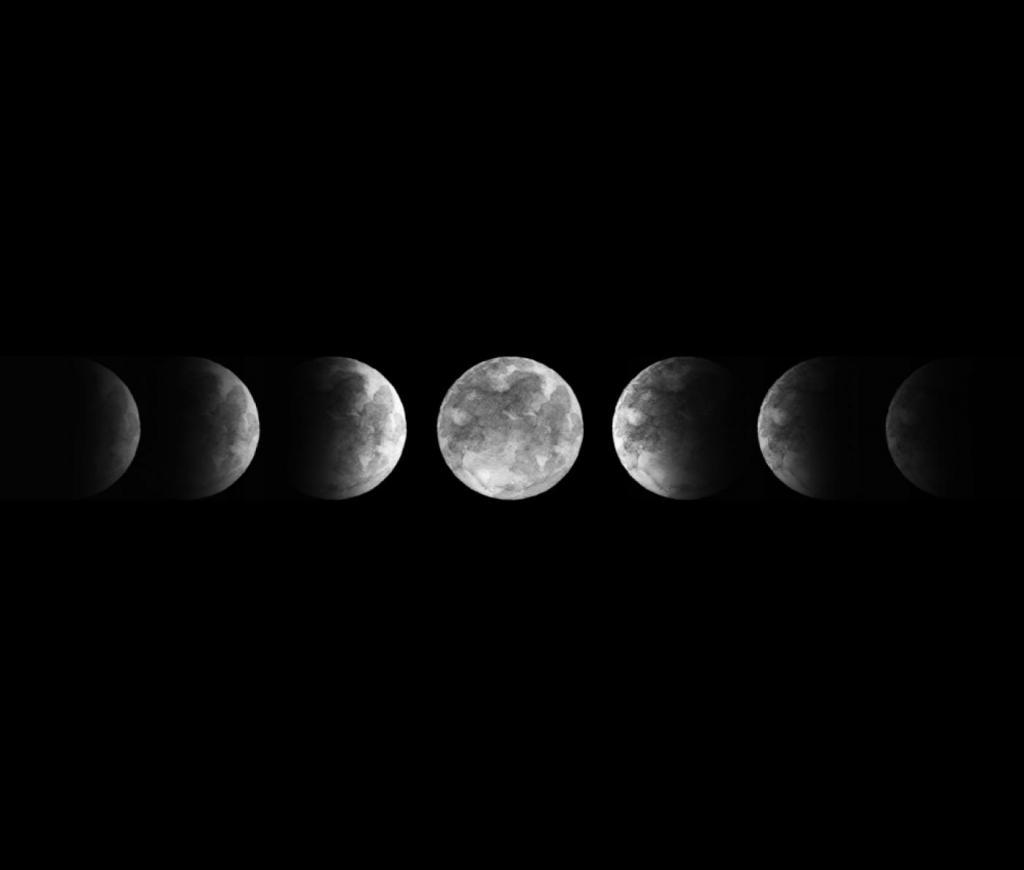 A Hold fázisai jelentős hatással vannak ránk