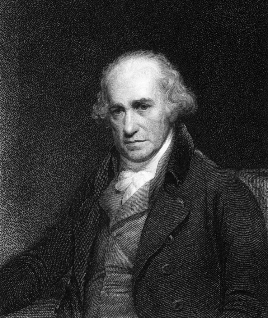 James Watt a számmisztika szerint