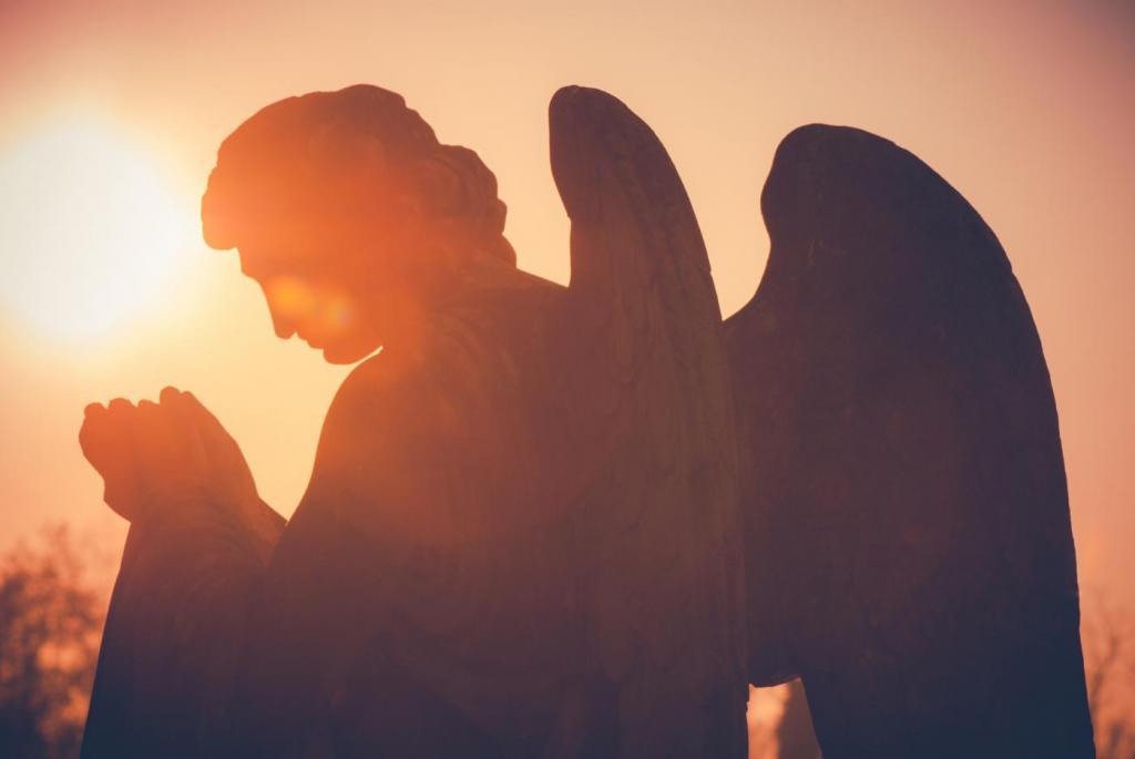 Az angyalok napjai