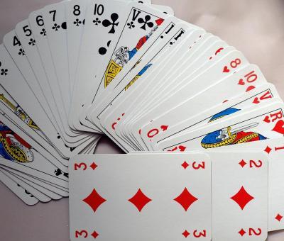 Jósolj francia kártyával!