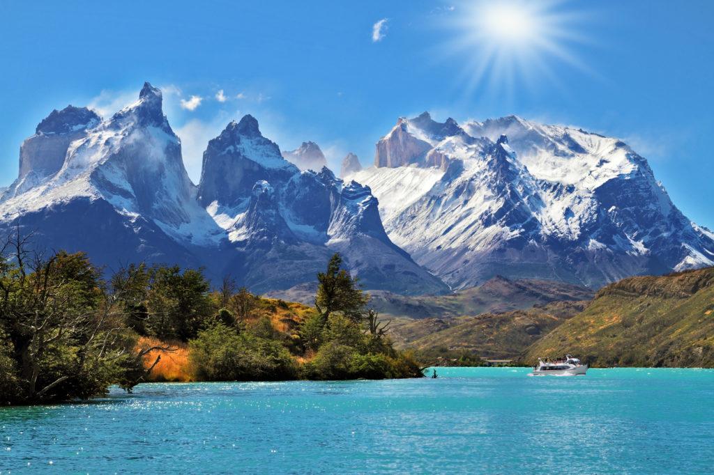 Az Andok hegyvonulatai