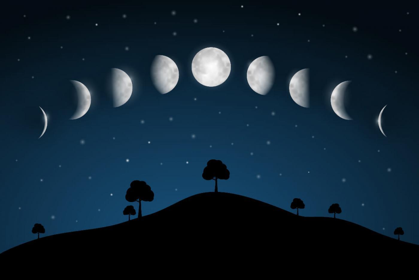 A Hold minden jegyben másként hat ránk