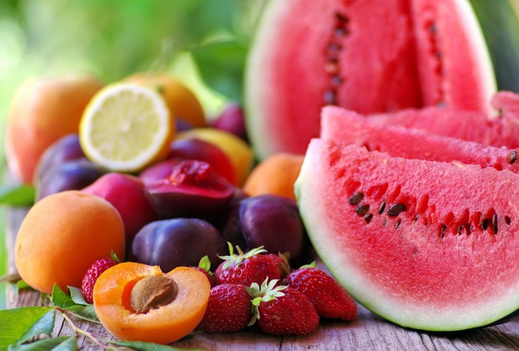 Nyári gyümölcsdiéta