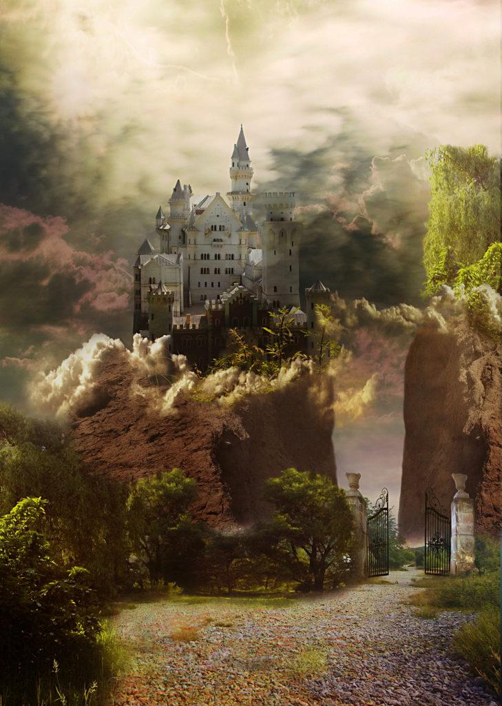 A kastély az álomban a tágabb rokoni kapcsolatok szimbóluma