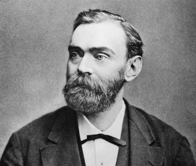 Alfred Nobel, számmisztika