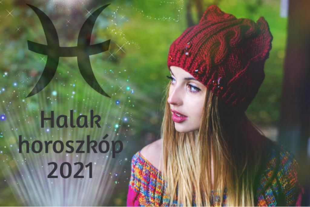 Halak horoszkóp 2021. - Rád talál a boldogság