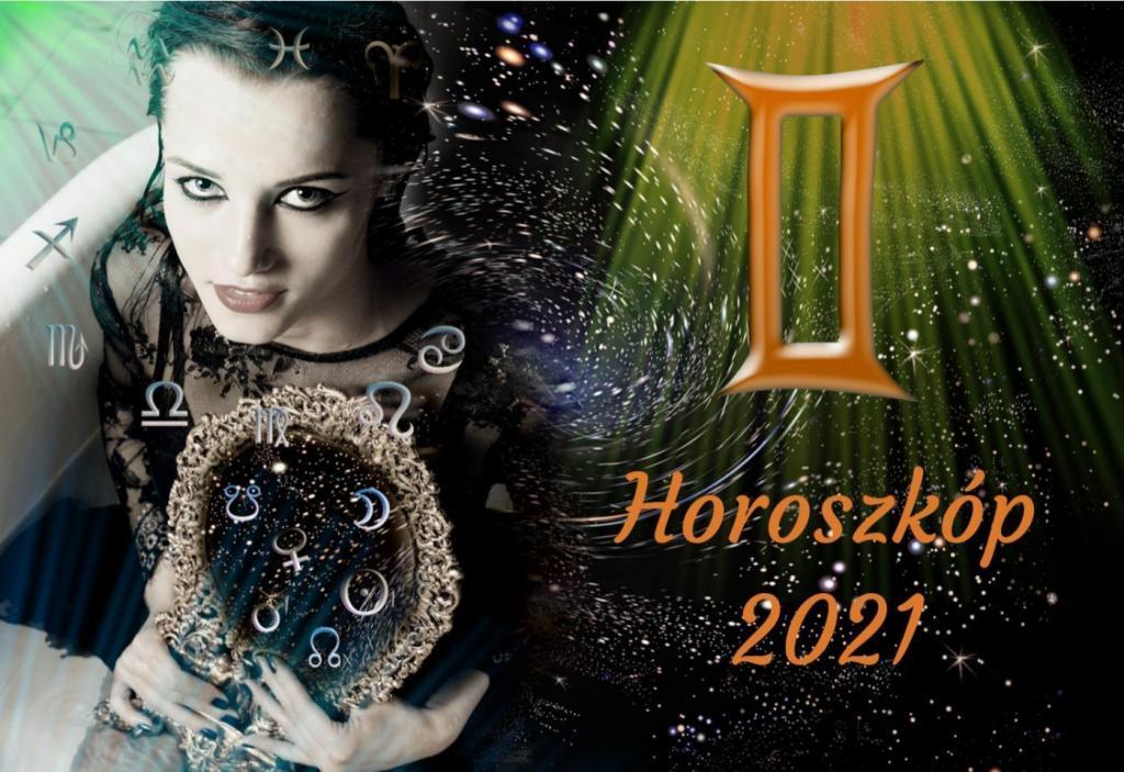 ikrek horoszkóp 2021