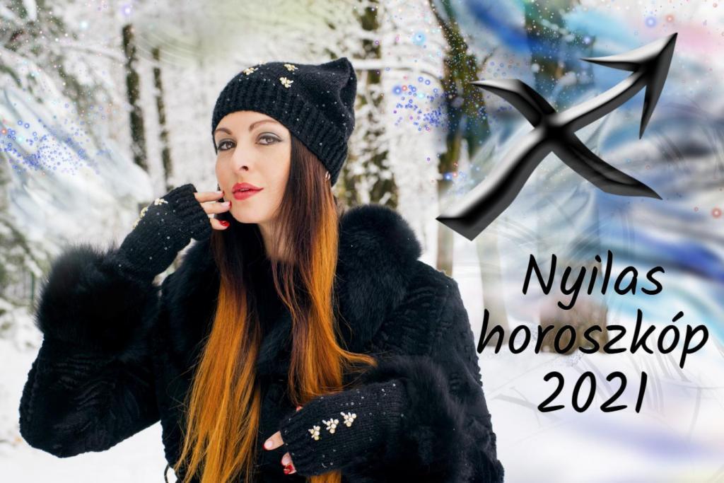 Nyilas horoszkóp 2021 - Sikeres év vár rád
