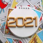 tarot jóslás 2021