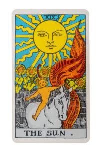 A Nap tarot