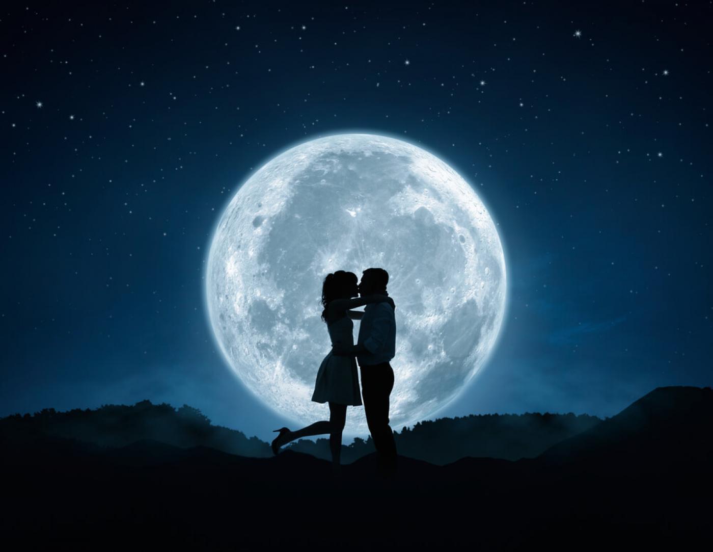 Hold szerelem
