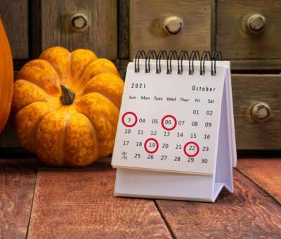 Ezek a legszerencsésebb napok októberben a horoszkóp szerint